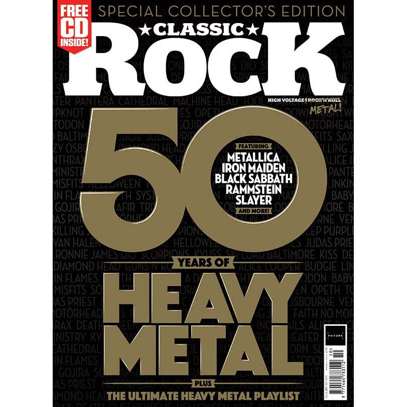 Classic Rock Issue 267 (October 2019)