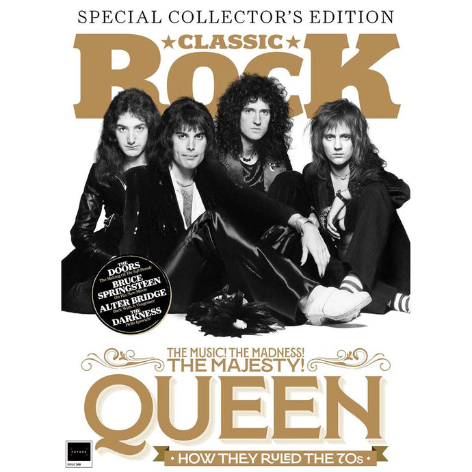 Classic Rock Issue 268 (November 2019)