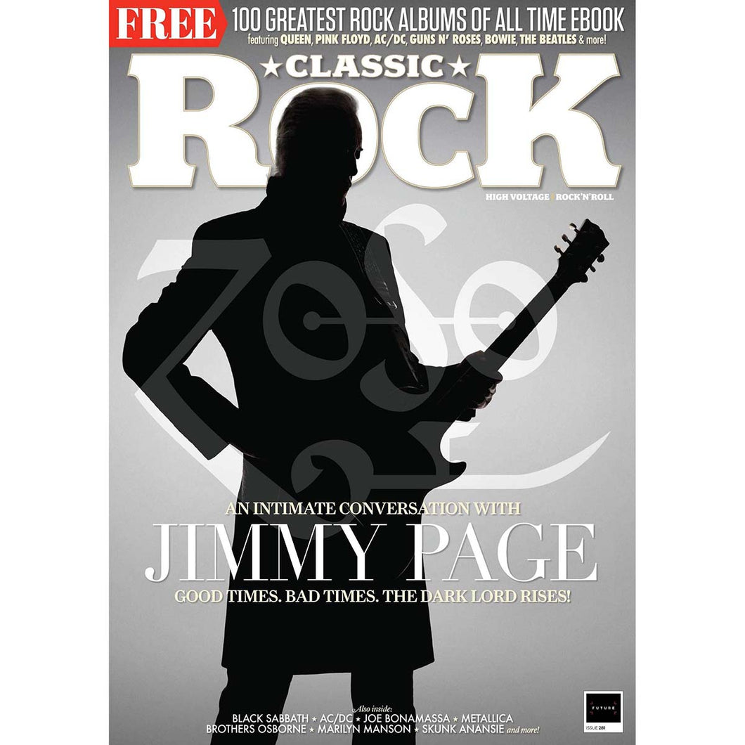 Classic Rock Issue 281 (November 2020) - Jimmy Page