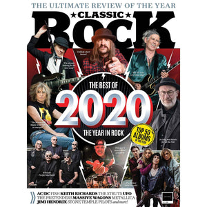 Classic Rock Issue 283 (January 2021)