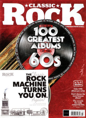 Classic Rock Issue 259 (March 2019) 100 Greatest Albums of the 60s