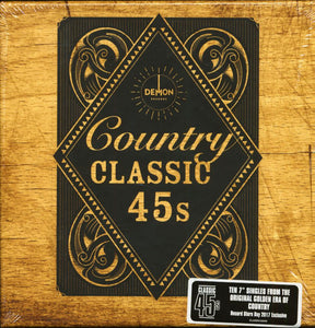 Various - Country Classic 45s
