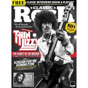 Classic Rock Issue 279 (September 2020) - Thin Lizzy