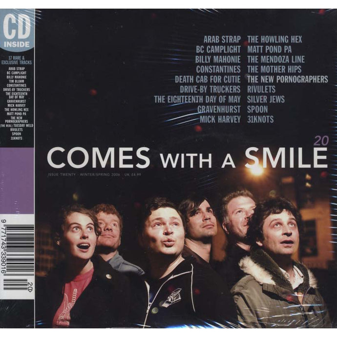Comes With A Smile Issue 20 (Winter/Spring 2006)