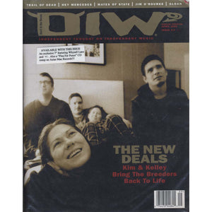 Devil in the Woods Issue 3.4 (April 1994) (The New Deals)