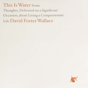 David Foster Wallace - This Is Water