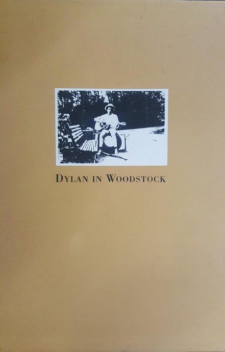 Dylan in Woodstock (Elliott Landy)