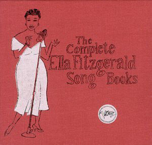 Ella Fitzgerald - The Complete Ella Fitzgerald Song Books