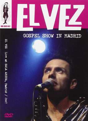 Elvez - Gospel Show in Madrid (DVD)