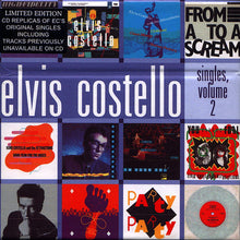 Load image into Gallery viewer, Elvis Costello - Singles, Volume 2