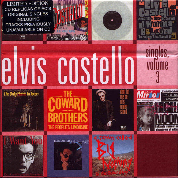 Elvis Costello - Singles, Volume 3