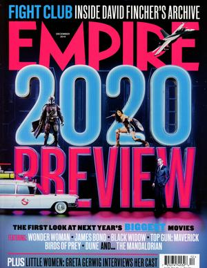Empire Magazine Issue 369 (December 2019)
