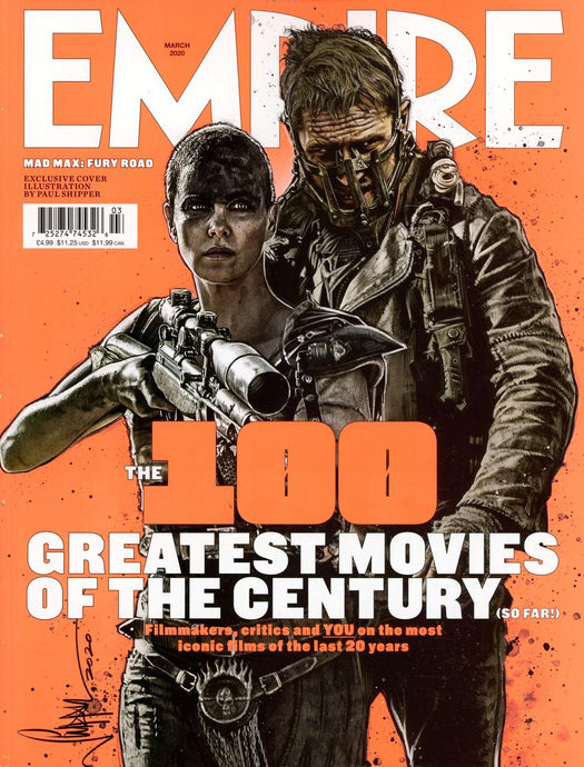 Empire Magazine Issue 372 (March 2020)