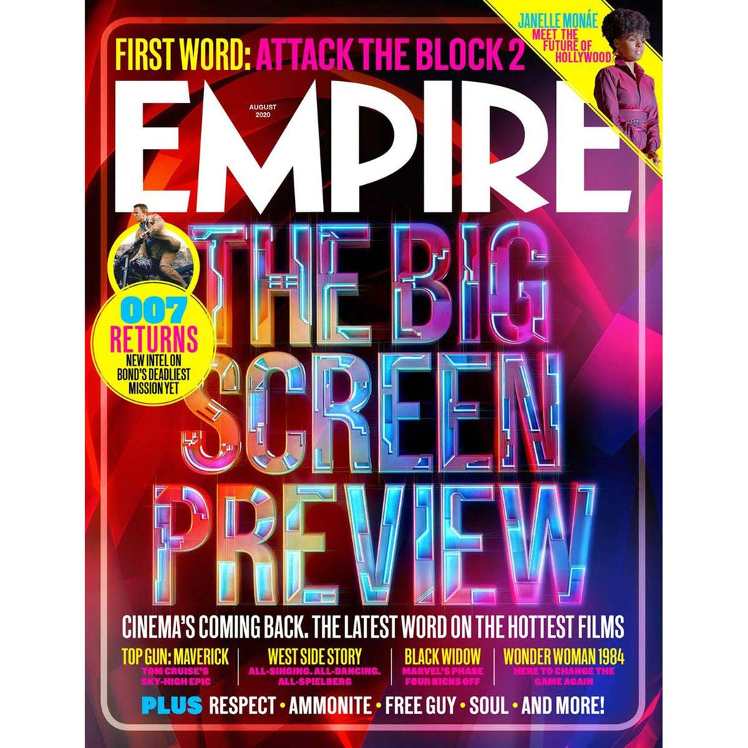 Empire Magazine Issue 378 (August 2020)