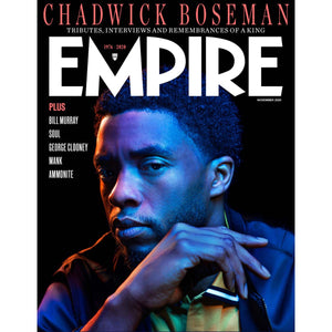 Empire Magazine Issue 381 (November 2020) Chadwicj Boseman
