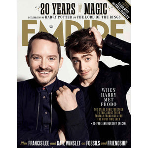 Empire Magazine Issue 386 (April 2021)  20 Years of Magic - A Celebration of Harry Potter and The Lord of the Rings