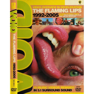 Flaming Lips - VOID - Video Overview In Deceleration - The Flaming Lips 1992 - 2005 (DVD)