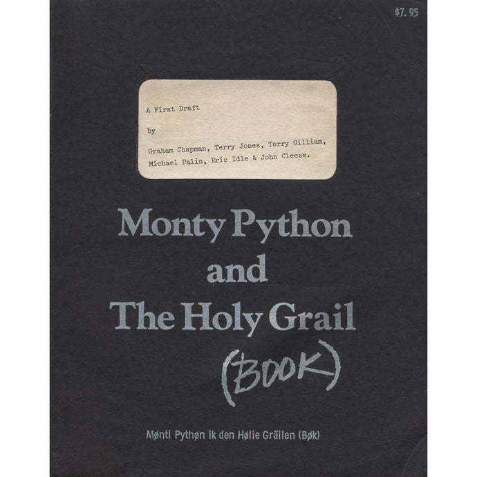 Monty Python and The Holy Grail (Book) (Monty Python)