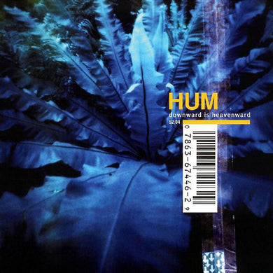 Hum - Downward Is Heavenward (CD)