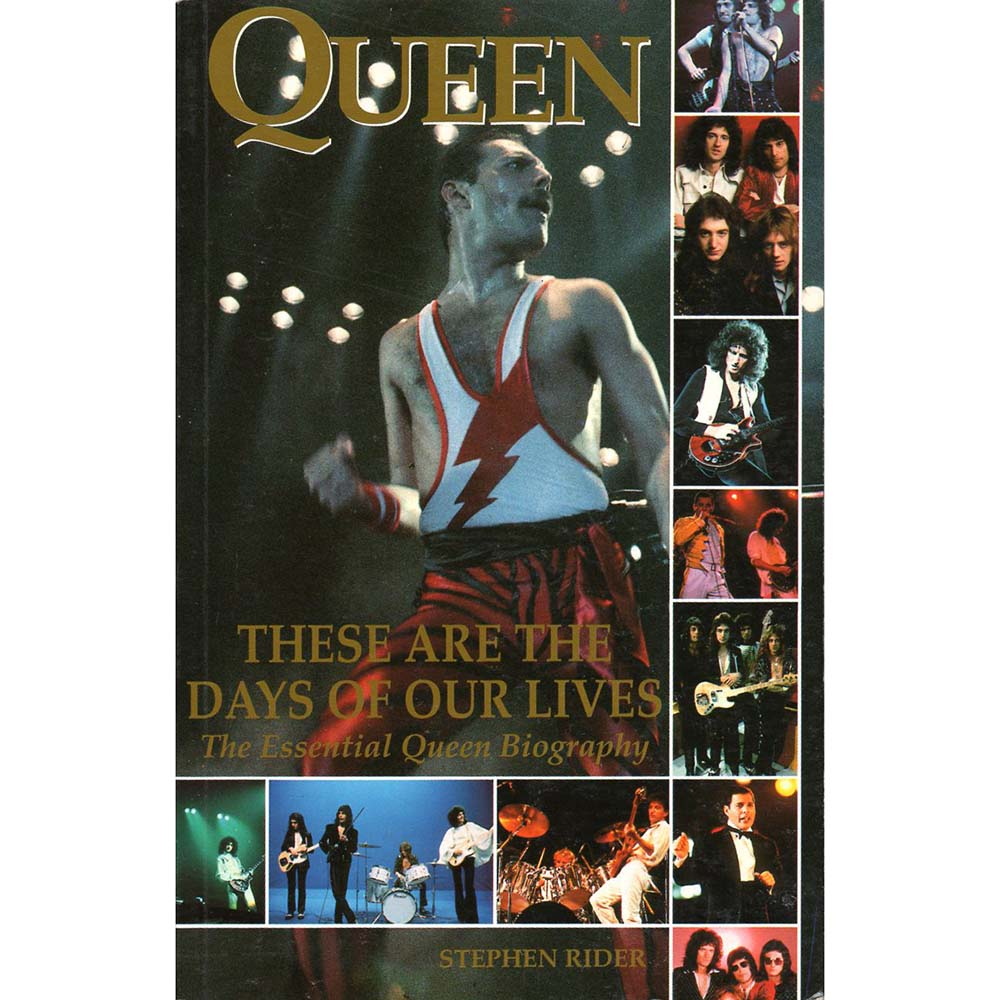 Queen - These Are the Days Of Our Lives (Stephen Rider)