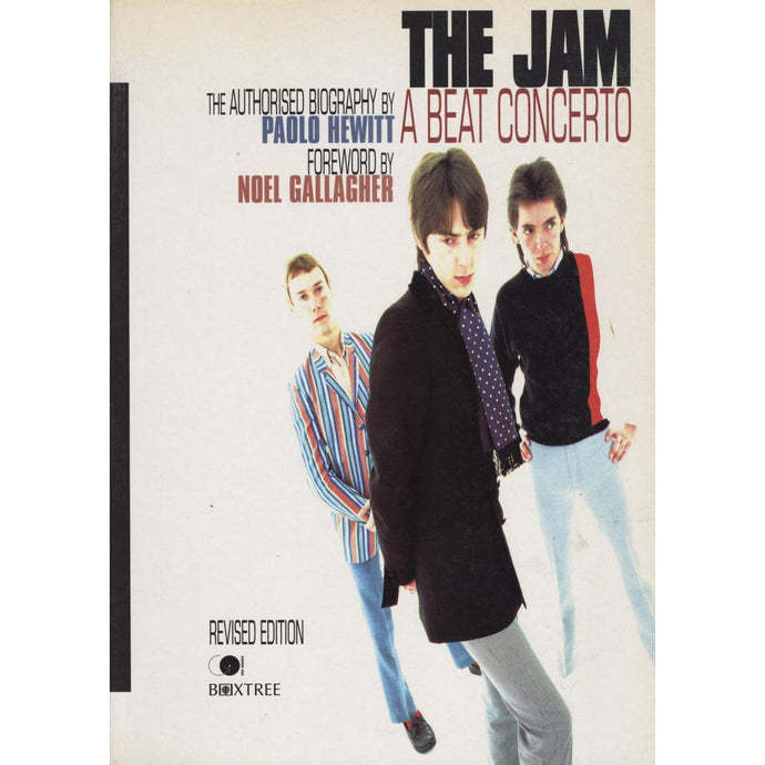 The Jam: A Beat Concerto (Hewitt, Paolo)