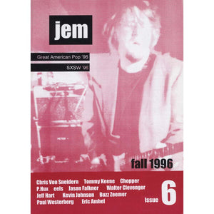 Jem Magazine Issue 06 (Fall 1996) (SXSW '96)