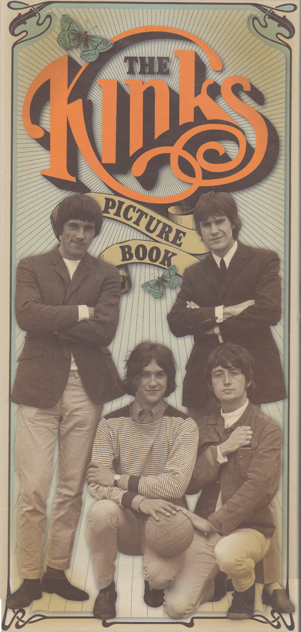 The Kinks ?- Picture Book