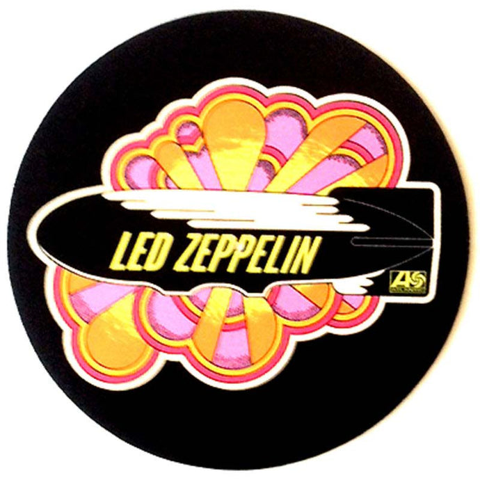 Led Zeppelin Turntable Mat