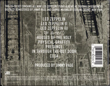 Load image into Gallery viewer, Led Zeppelin - The Complete Studio Recordings