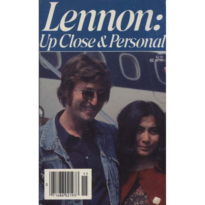 Lennon: Up Close & Personal (Beckley, Timothy Green, ed.)