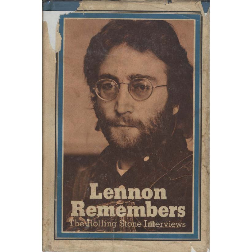 Lennon Remembers: The Rolling Stone Interviews (Lennon, John)