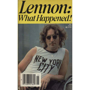 Lennon: What Happened! (Beckley, Timothy Green, ed.)