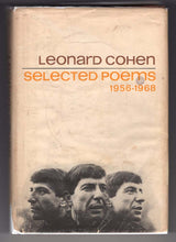 Load image into Gallery viewer, Leonard Cohen: Selected Poems 1956-1968 (Viking Press)