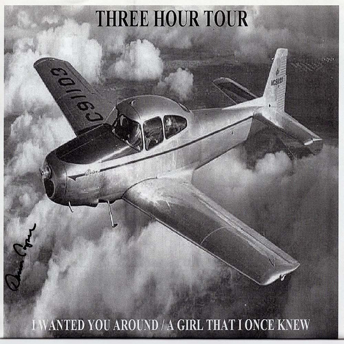 Three Hour Tour - I Wanted You Around / A Girl That I Once Knew