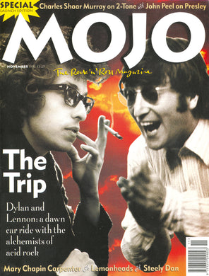 Mojo Magazine Issue 001 (November 1993)