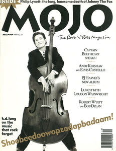 Mojo Magazine Issue 002 (December 1993)