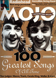 Mojo Magazine Issue 081 (August 2000)