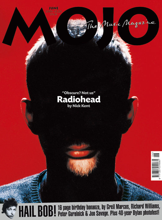 Mojo Magazine Issue 091 (June, 2001)