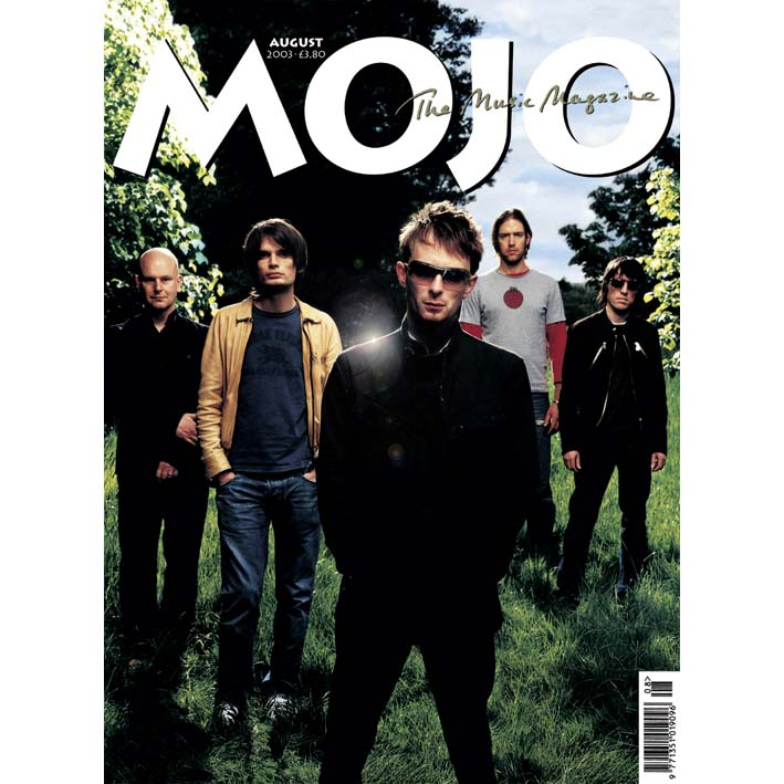 Mojo Magazine Issue 117 (August 2003) - Radiohead