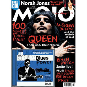 Mojo Magazine Issue 125 (April 2004) - Queen