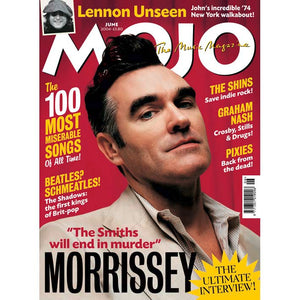 Mojo Magazine Issue 127 (June 2004) - Morrissey
