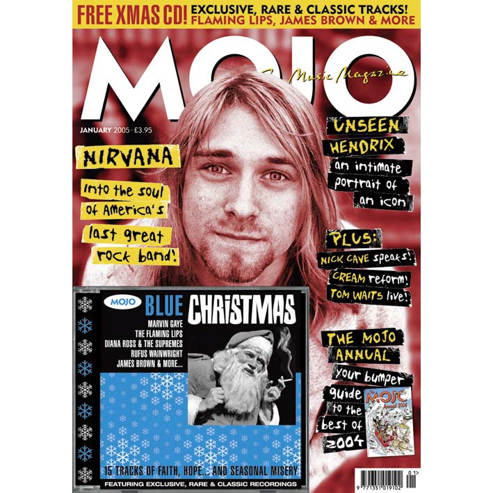 Mojo Magazine Issue 134 (January 2005) - Kurt Cobain/Nirvana
