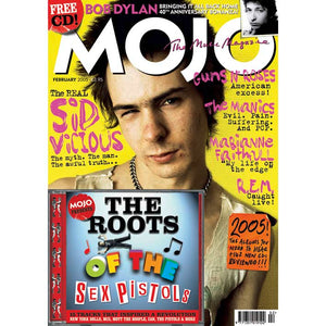 Mojo Magazine Issue 135 (February 2005) - Sid Vicious