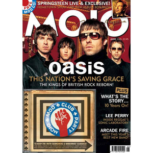 Mojo Magazine Issue 139 (June 2005)