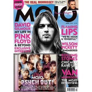 Mojo Magazine Issue 149 (April 2006) - David Gilmour/Pink Floyd