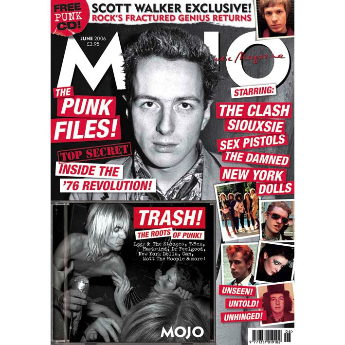 Mojo Magazine Issue 151 (June 2006) - The Clash