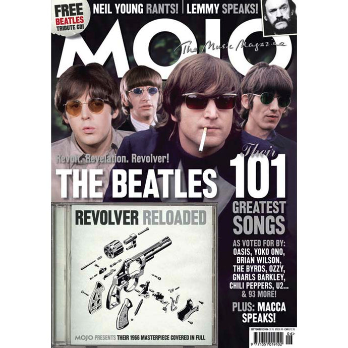 Mojo Magazine Issue 152 (July 2006) - The Beatles