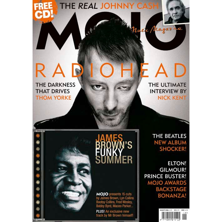 Mojo Magazine Issue 153 (August 2006) - Radiohead