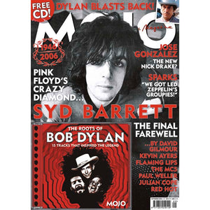 Mojo Magazine Issue 154 (September 2006) - Syd Barrett