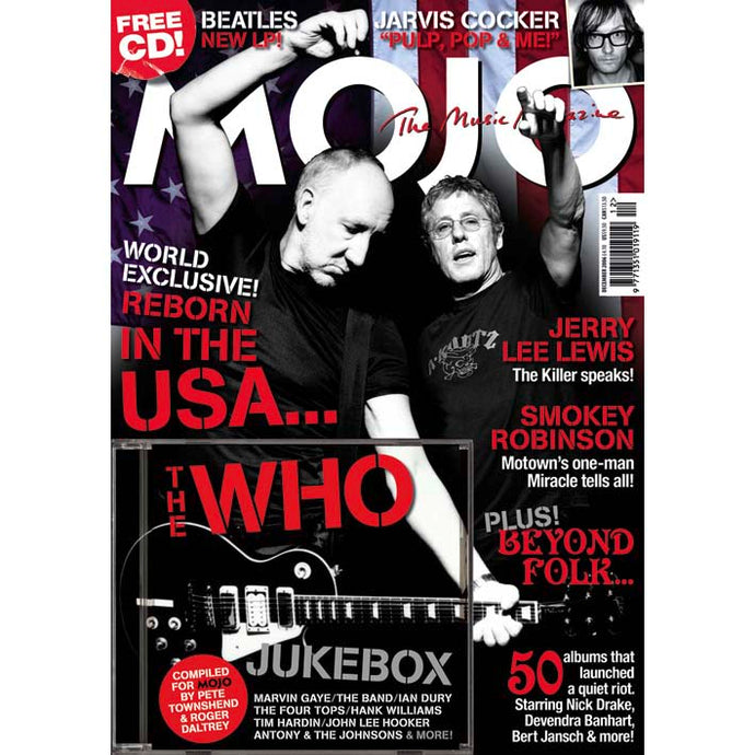 Mojo Magazine Issue 157 (December 2006) - The Who